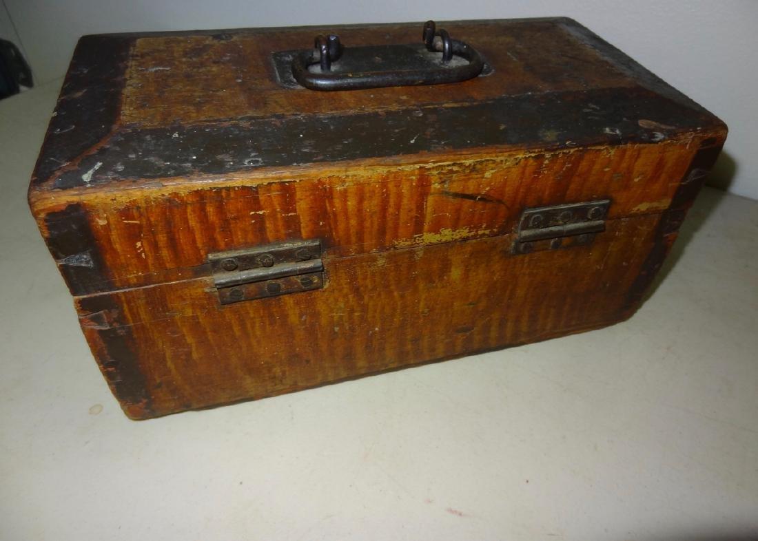 Grainpainted Document Box - 3