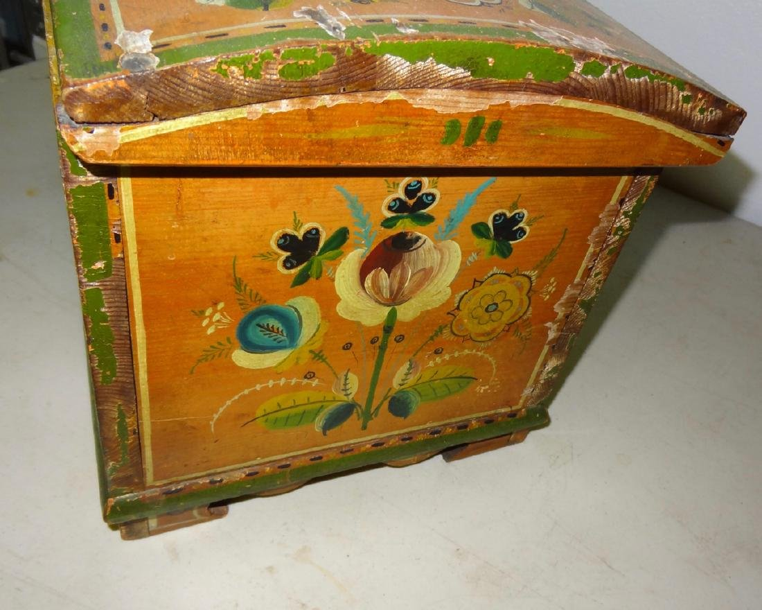 Rare Rosemauled Small Chest - 2