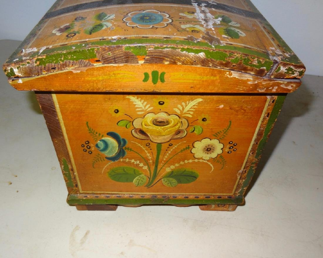 Rare Rosemauled Small Chest - 4