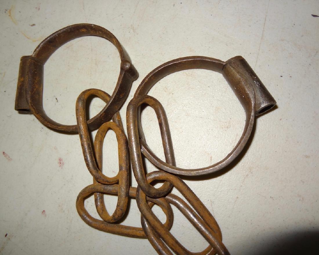 4 Sets of Handcuffs - 4