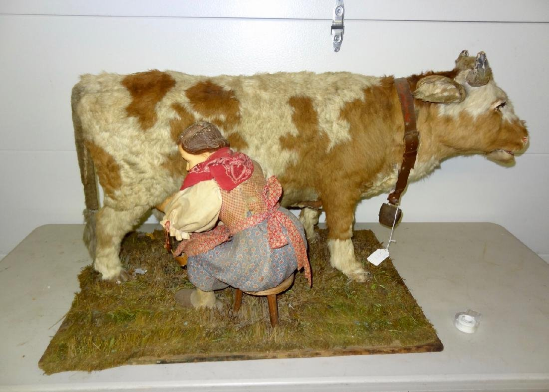 Bourden's Elsie the Cow