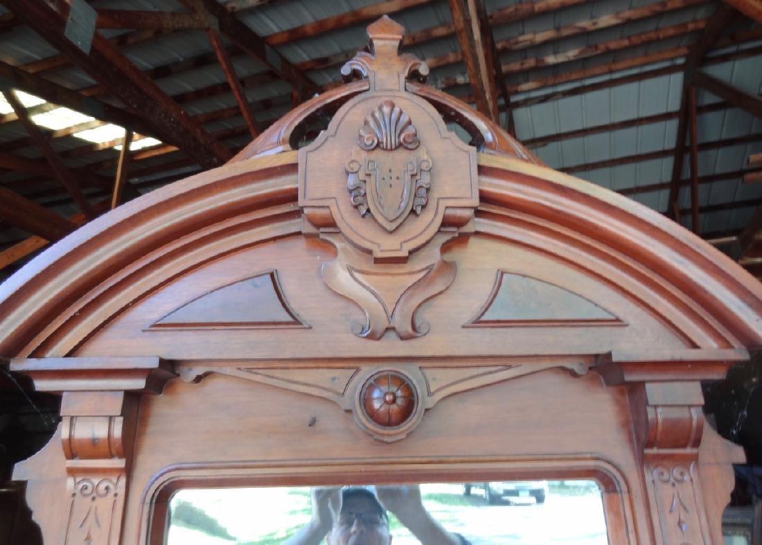 Victorian Marbletopped Dresser - 3