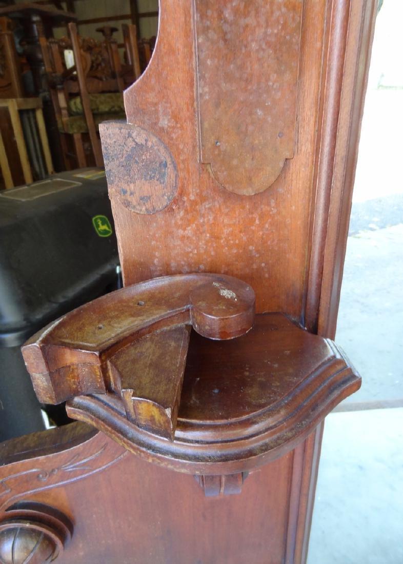 Victorian Marbletopped Dresser - 4