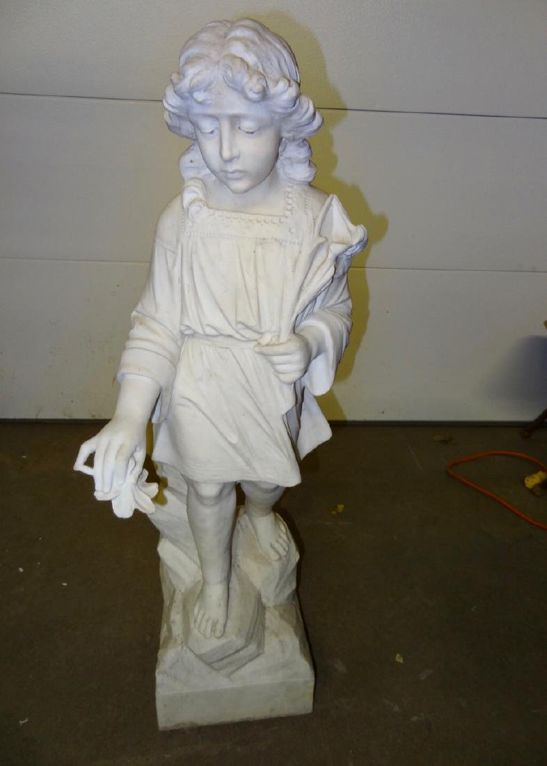 3 Ft. Marble Statue