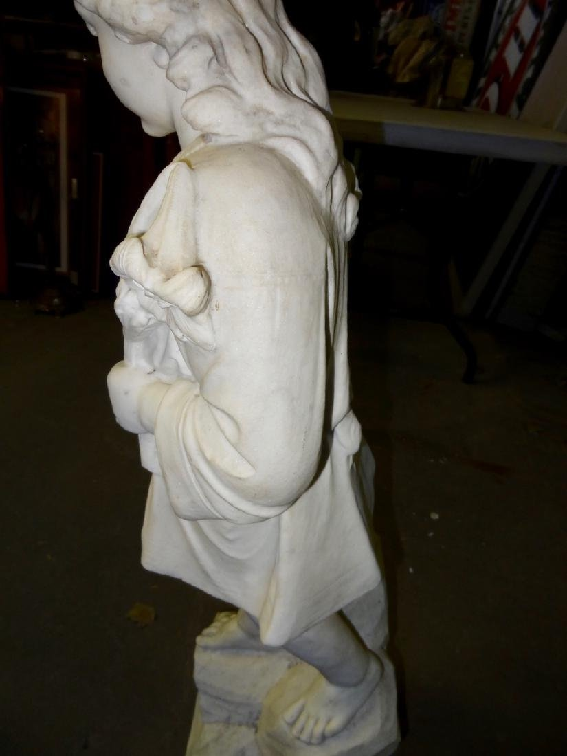 3 Ft. Marble Statue - 4