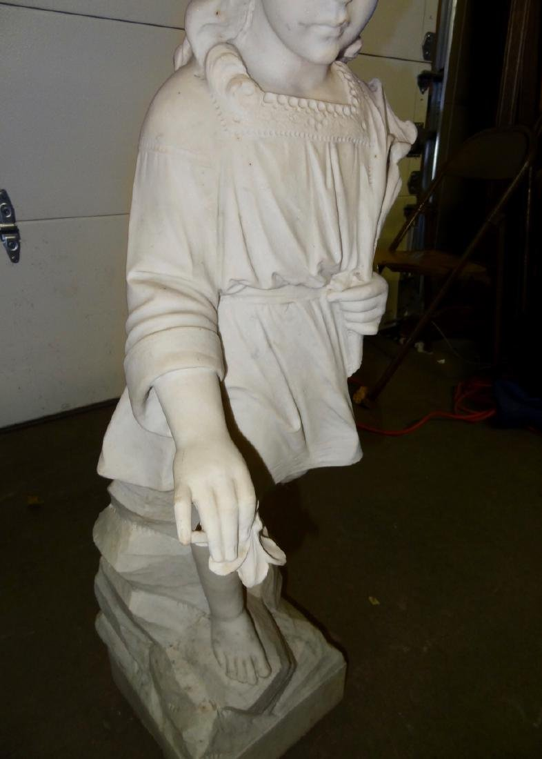 3 Ft. Marble Statue - 5