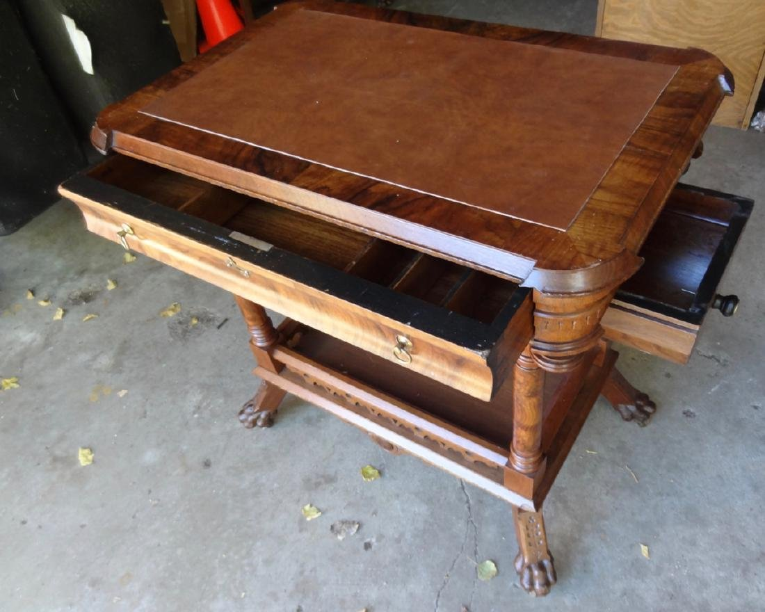 Ornate Victorian Sewing Stand