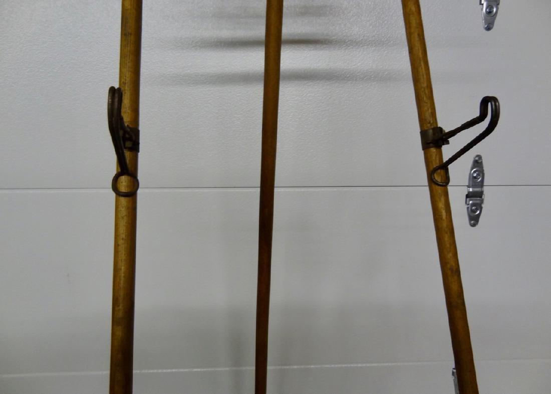 Oak Stick & Ball Easel - 4