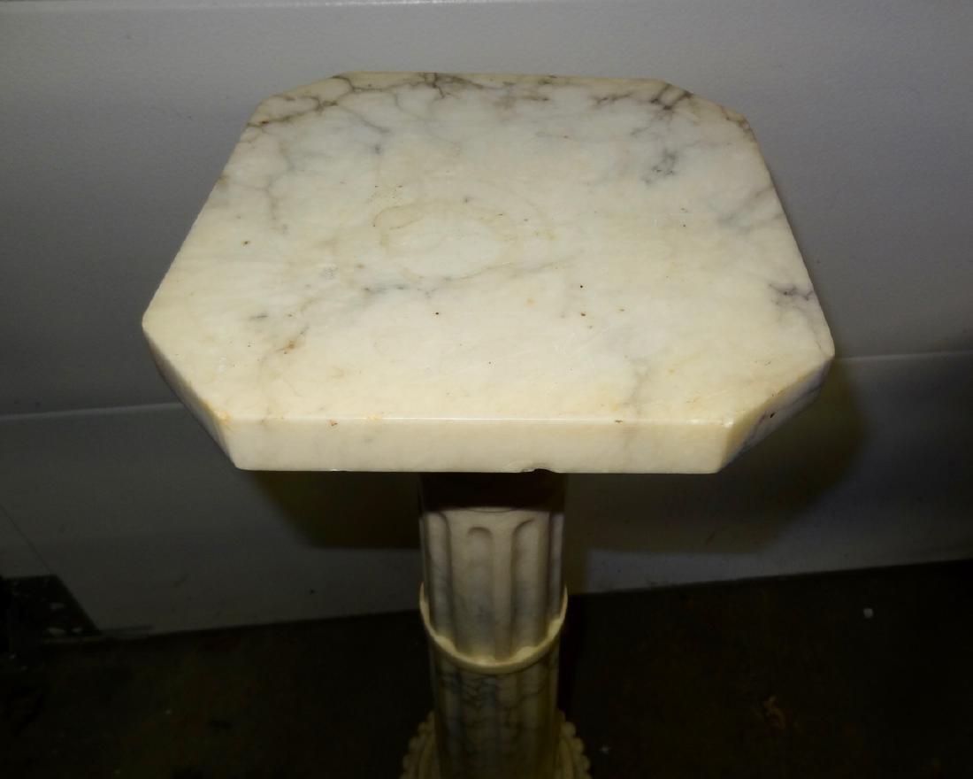 Marble Pedistal - 2