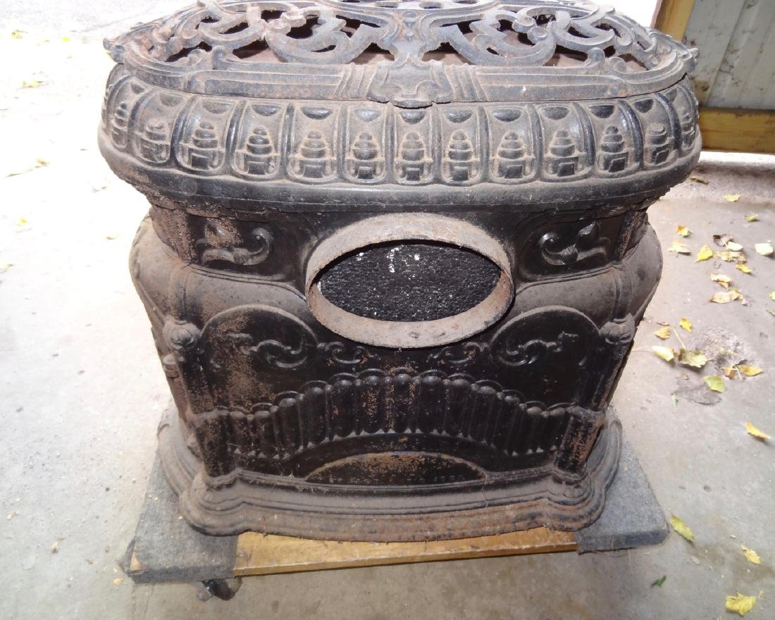 Lily 1852 Stove - 5