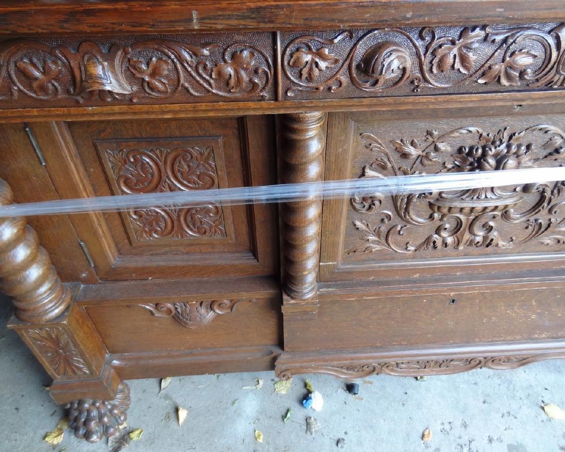 Horner Oak Sideboard - 4