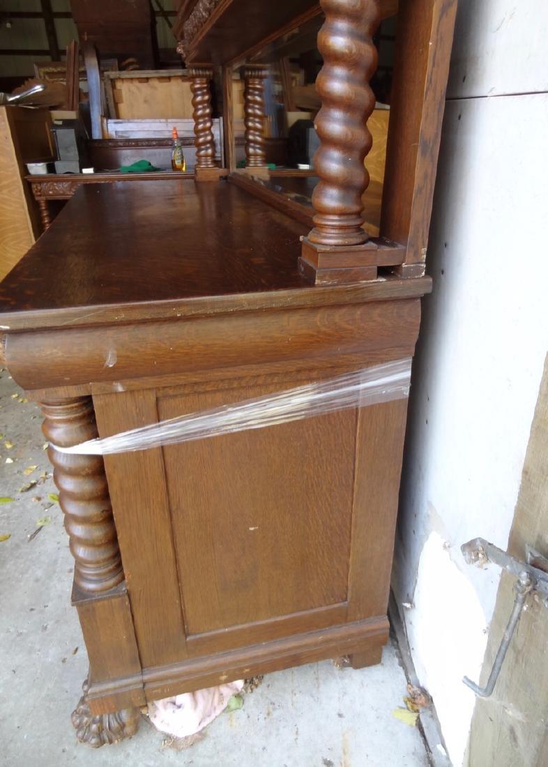 Horner Oak Sideboard - 5