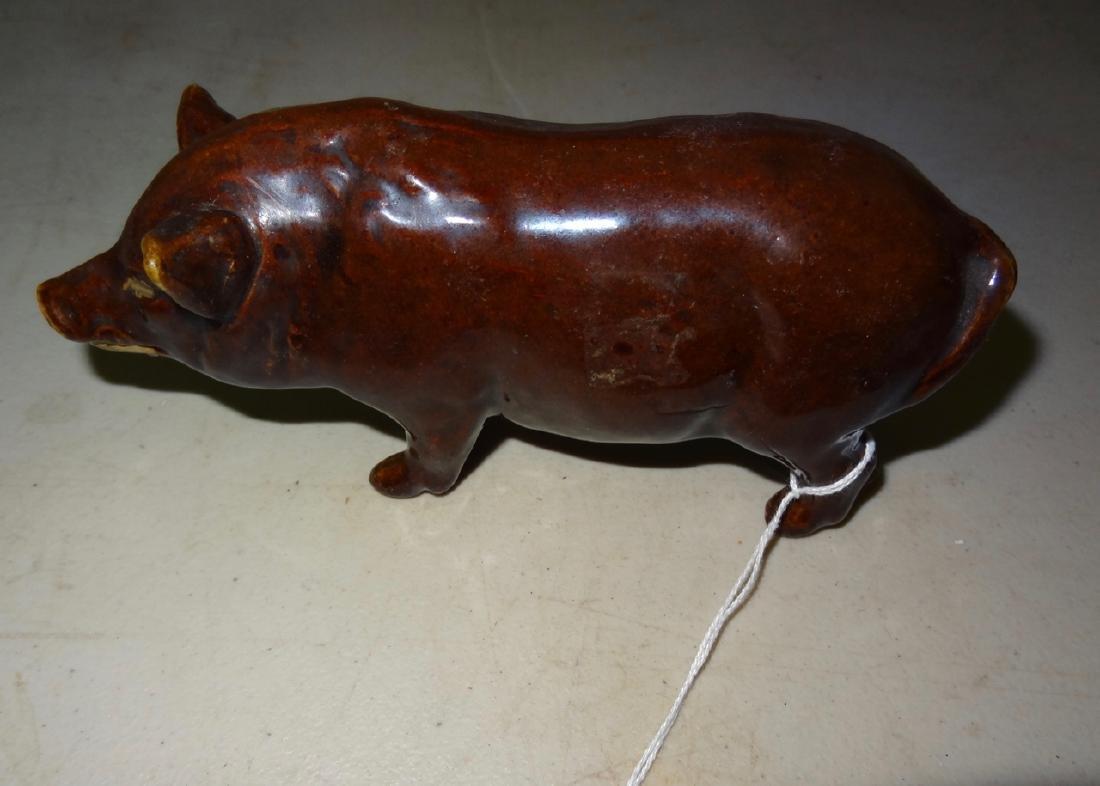 Redwing Pig - 2