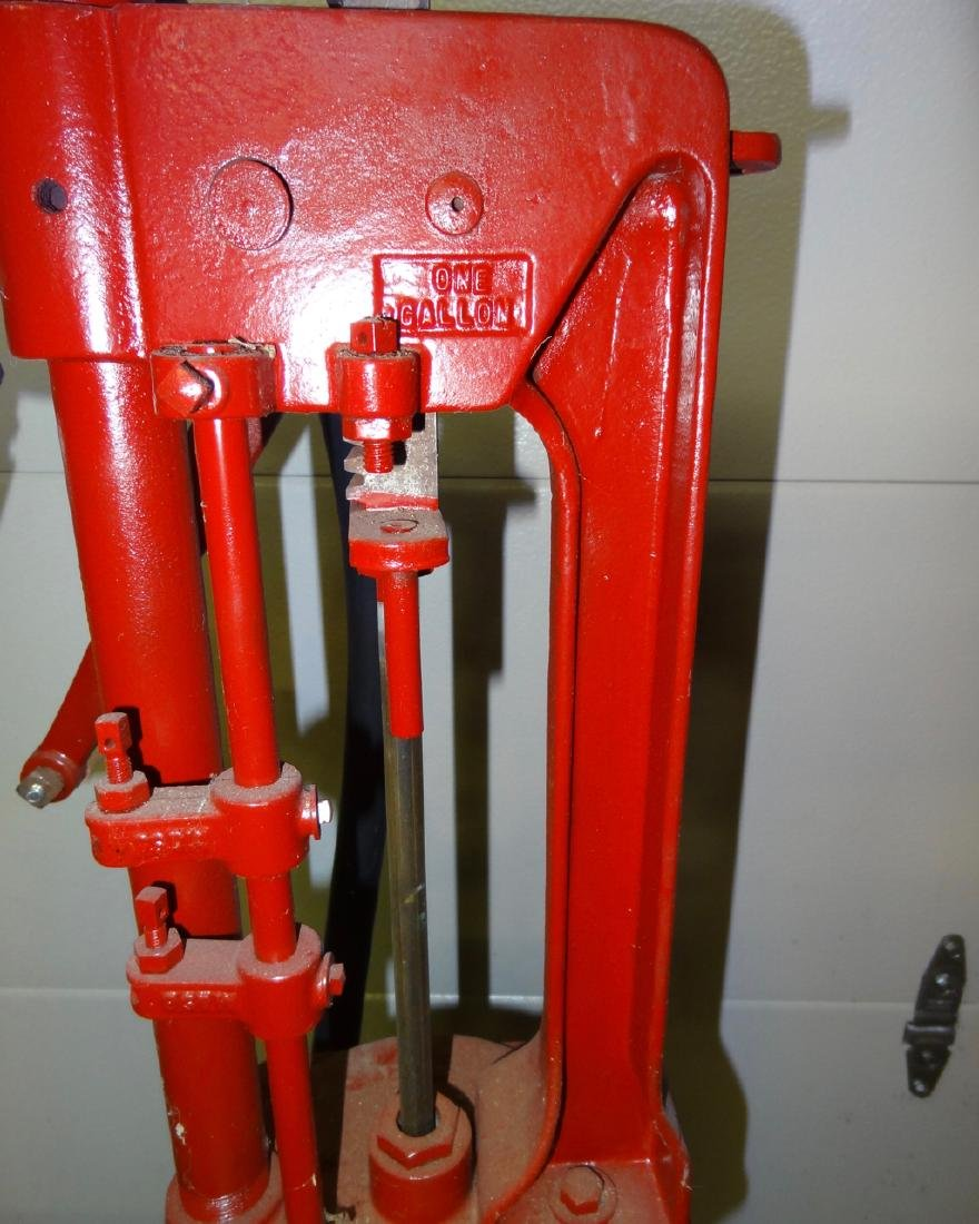 Early Hand Gas Pump - 4