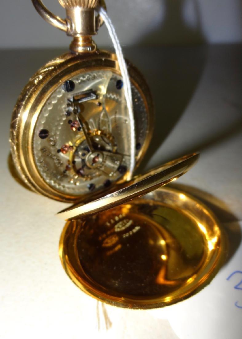 14 Karat Hampden Watch - 2