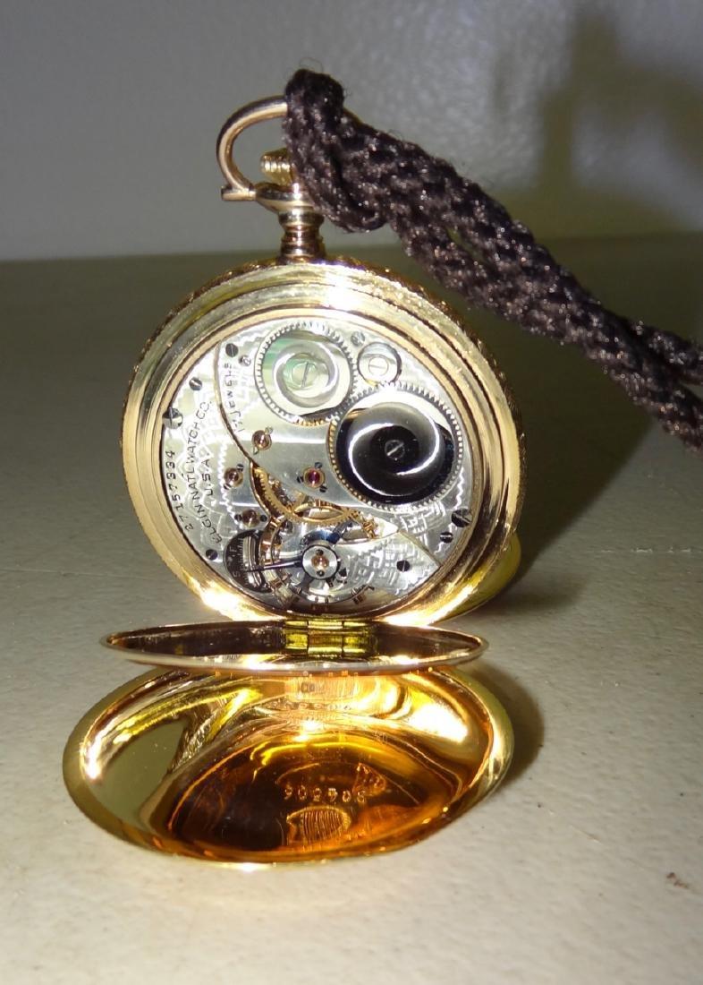 14 Karat Gold Elgin - 2