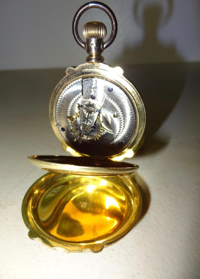 18 Karat Gold Waltham - 2