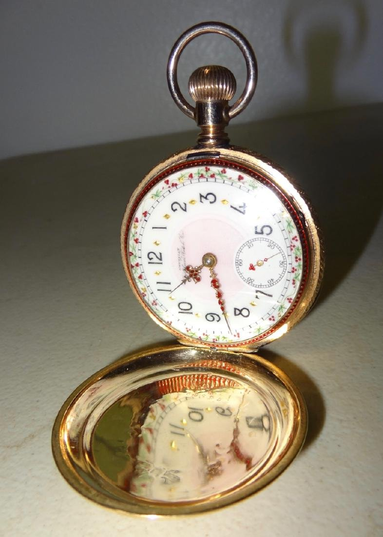 Large Multicolored Watch