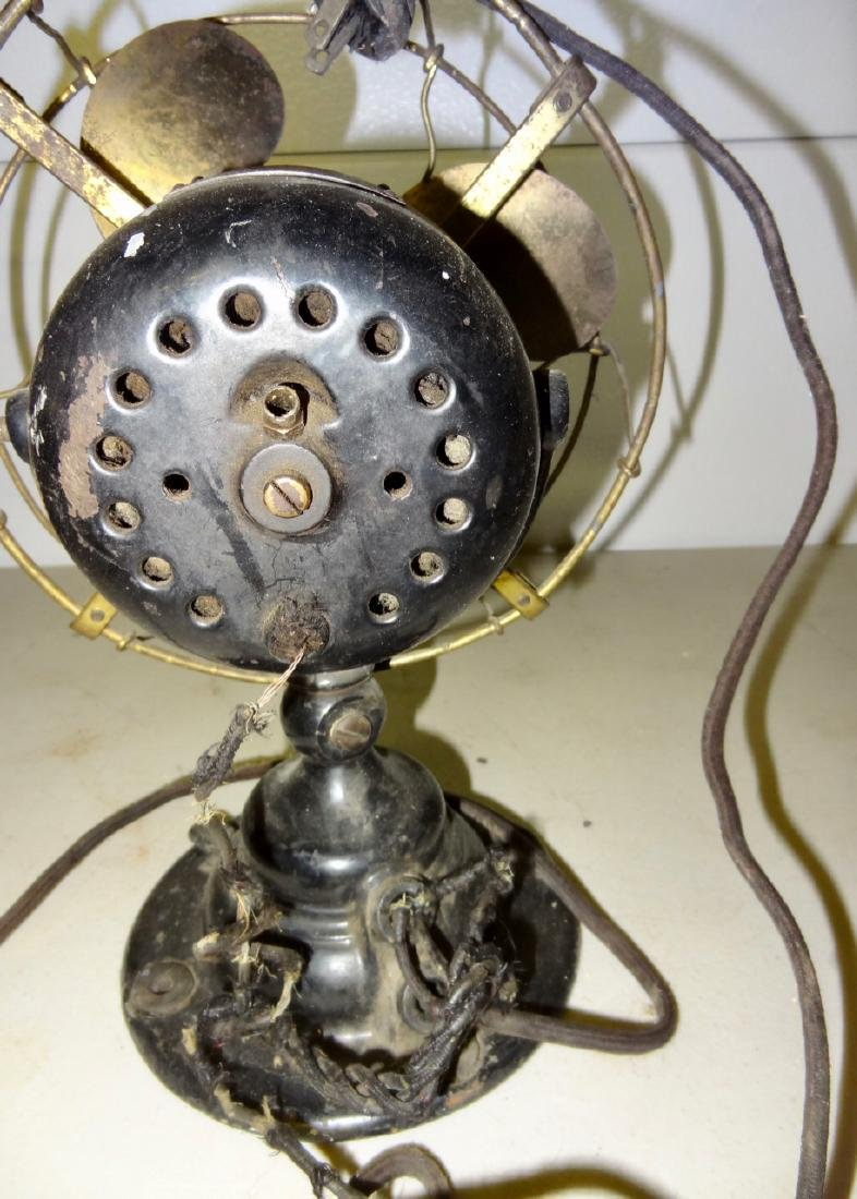 2 Brass Fans - 7