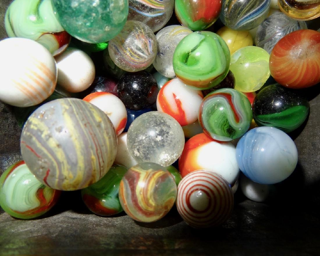 Marbles in Tin - 2