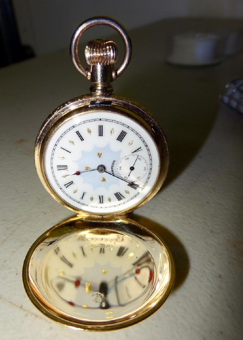 Hamden Multicolored Lady's Watch