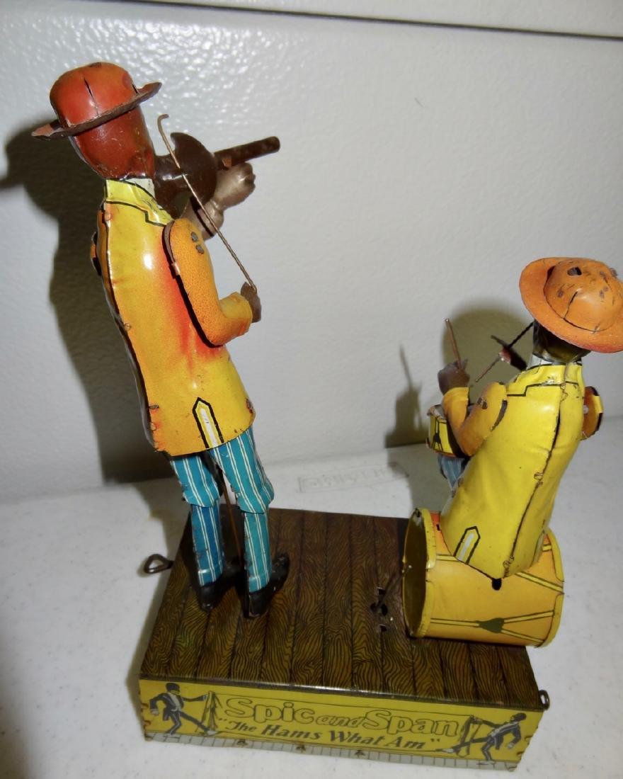 Spic & Span Tin Toy - 3