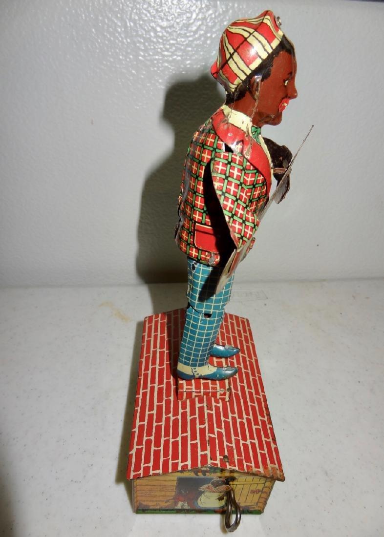 Jazzbo Jim Tin Toy - 2