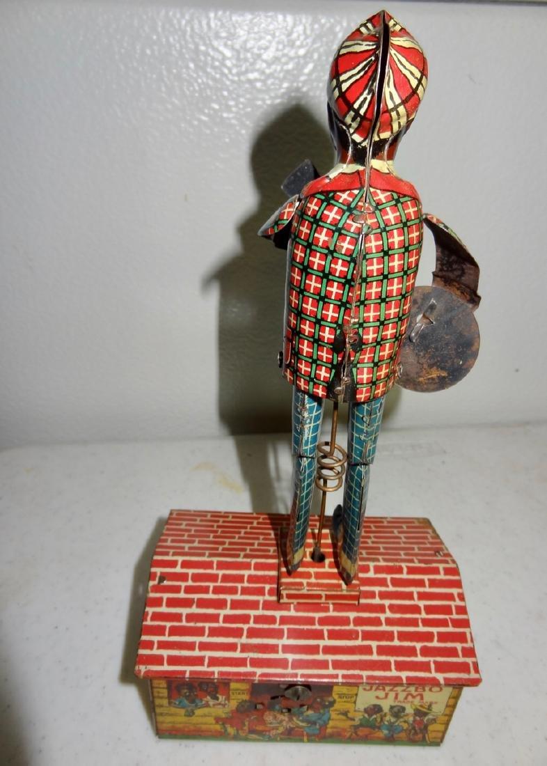 Jazzbo Jim Tin Toy - 3