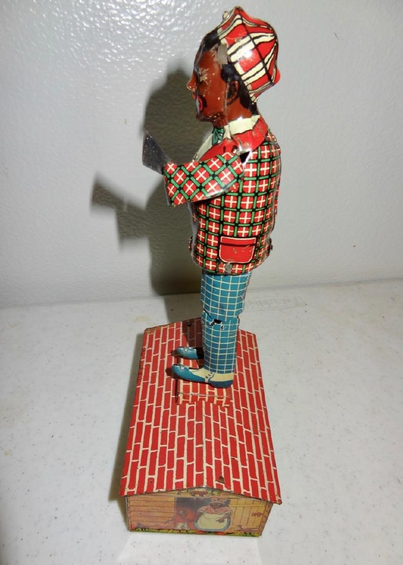 Jazzbo Jim Tin Toy - 4
