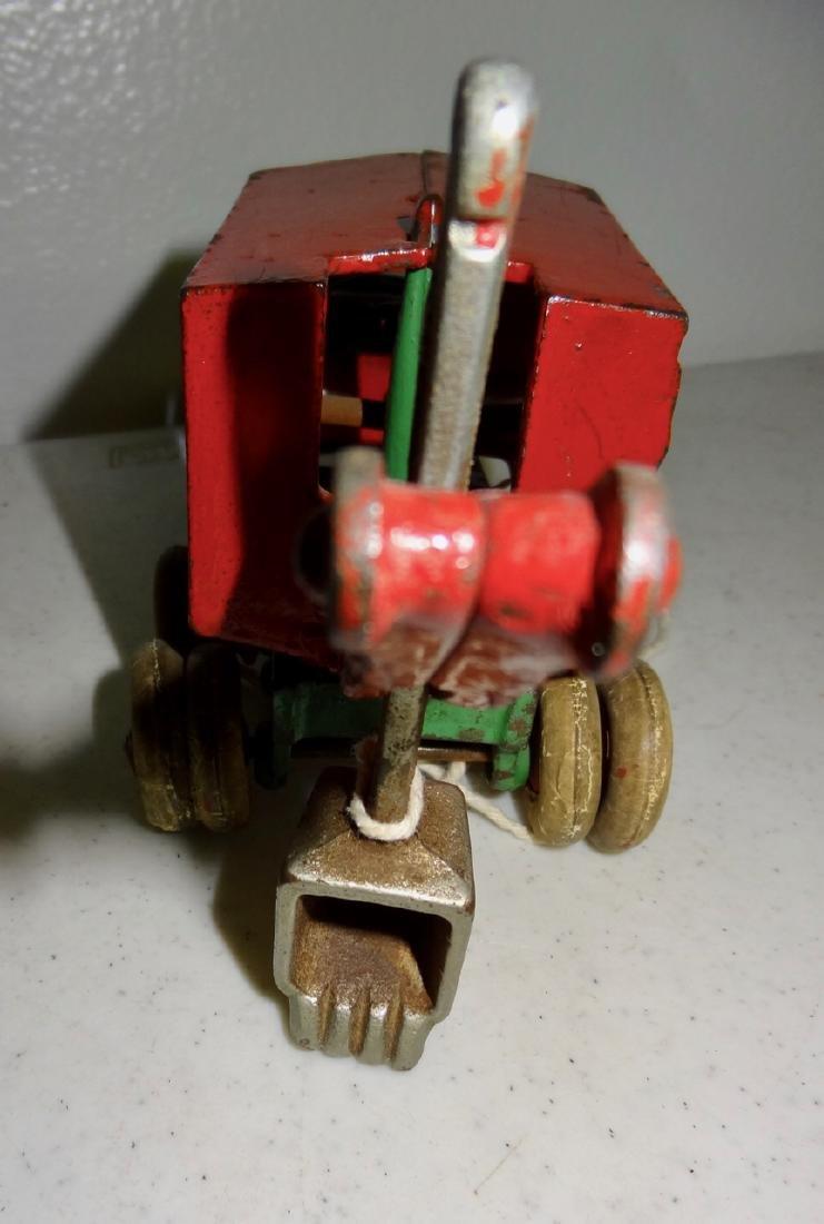 Cast Iron Mack Crane Truck General - 4