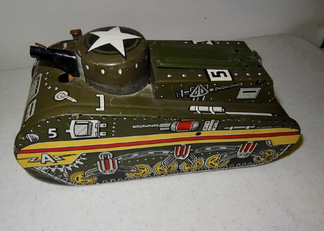Marx Tank - 2