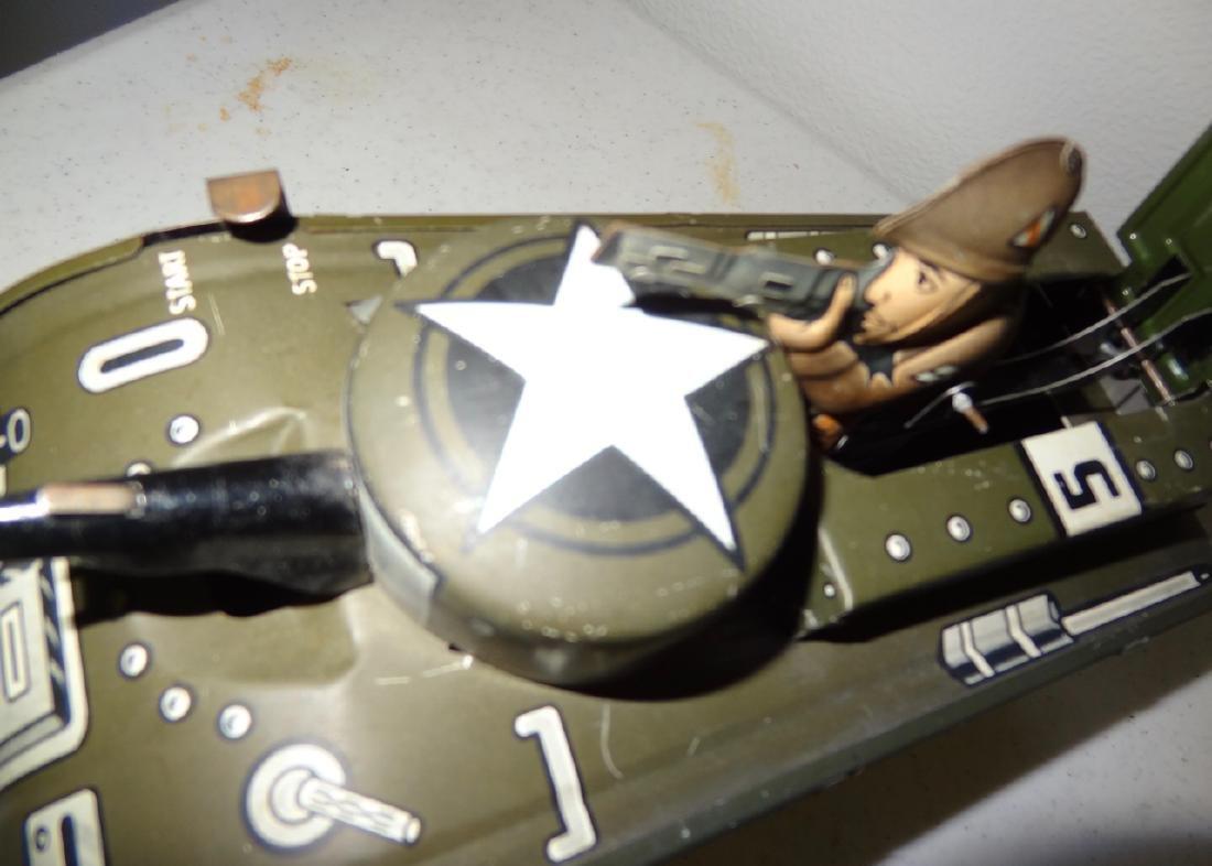 Marx Tank - 3
