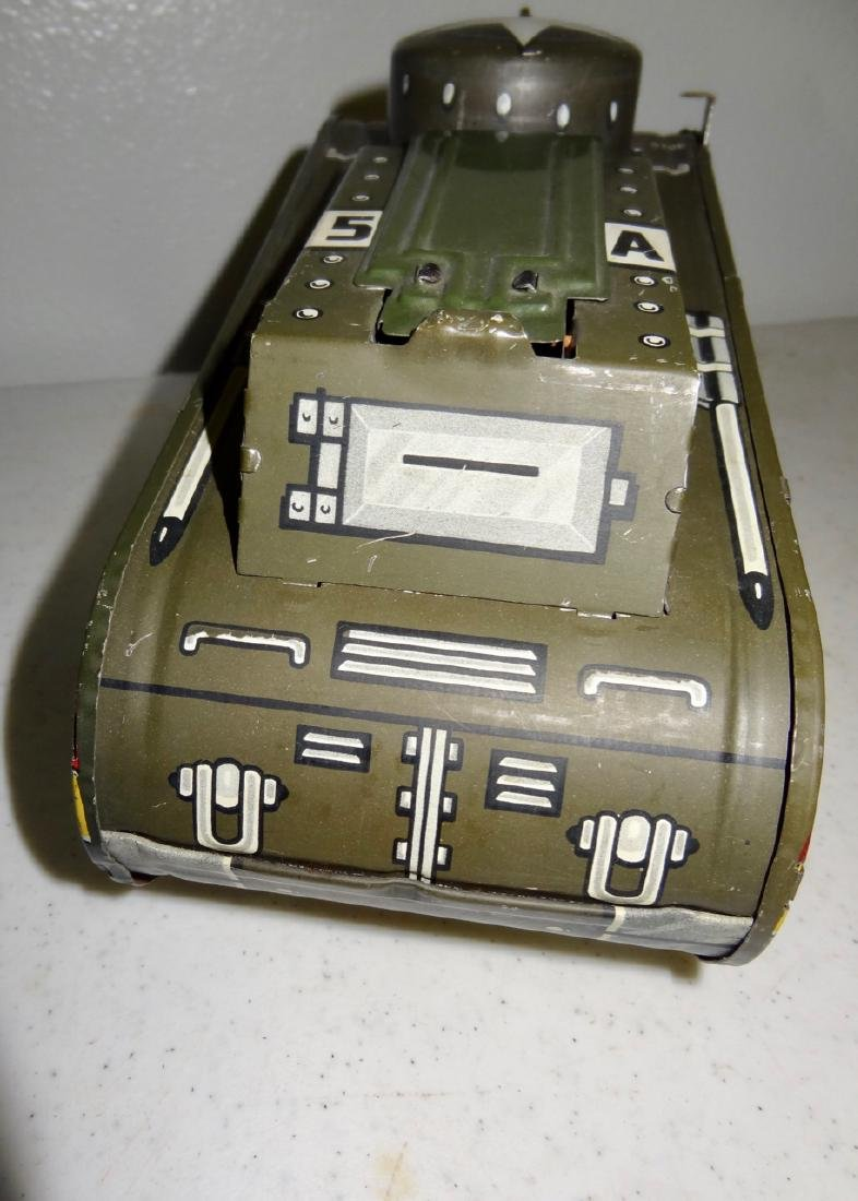 Marx Tank - 4