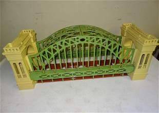 Large Lionel Hellgate Bridge