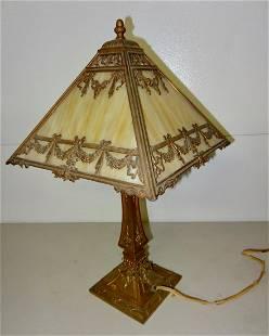 Carmel Slag Table Lamp