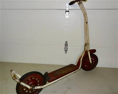 Early Toy Scooter