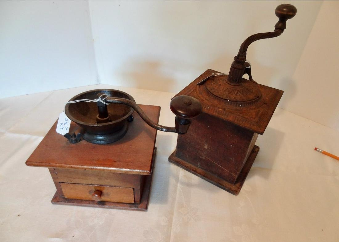 Two Country Store Coffee Grinders
