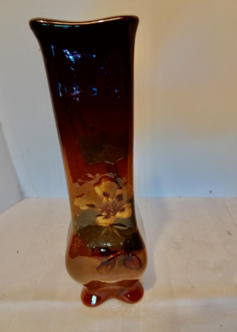 Weller Roseanne Art Pottery Vase