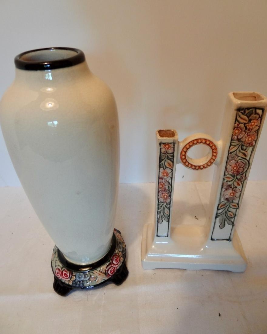 Two Weller Vases