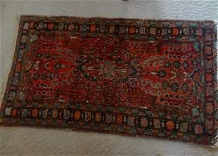 Small Oriental Prayer Rug