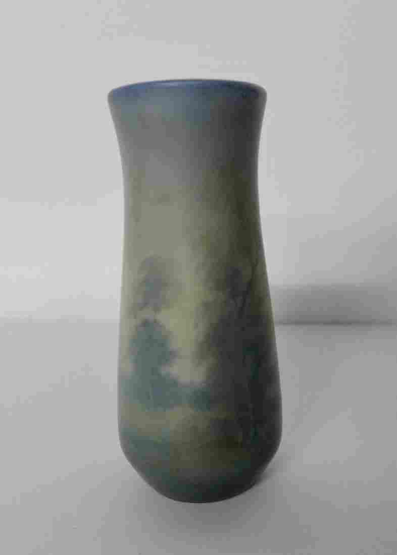 Signed Rookwood Scenic Vase