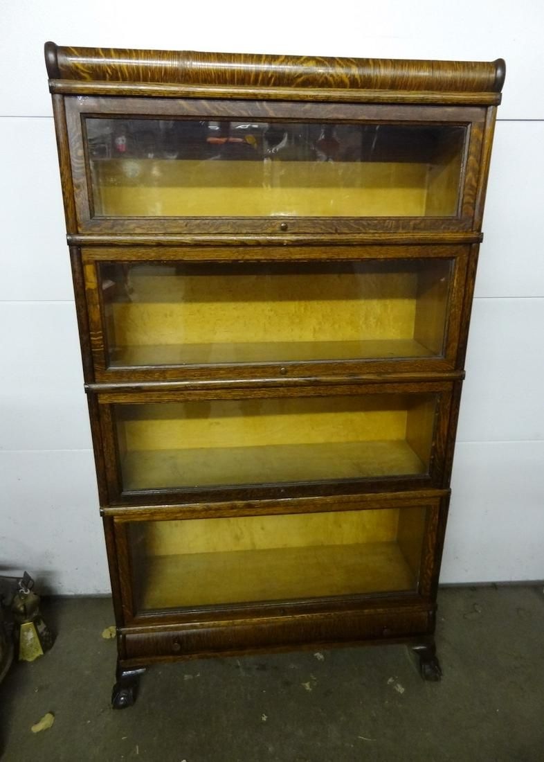 Very Nice Macy 4 High Stacking Bookcase