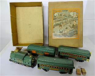 Lionel Train Set in Original Box