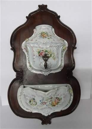 Fancy French Lavilere w/Original Hangind Board