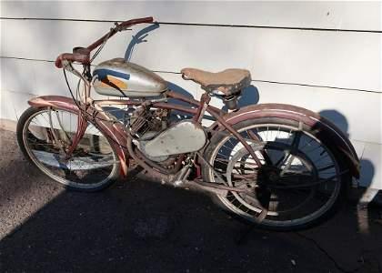 1940's Whizzer Bike Road Master