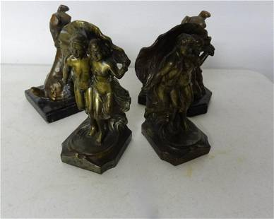 2 Sets of Bookends