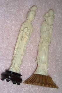 Two Chinese Figures