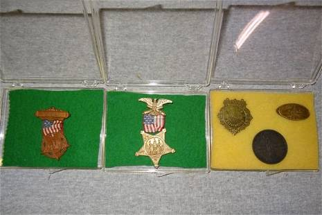 5 Medals