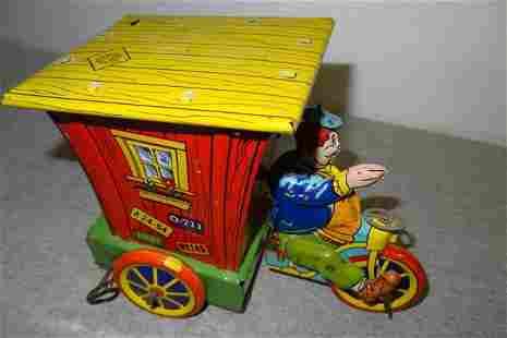Wyndotte Tin Humphey Mobil