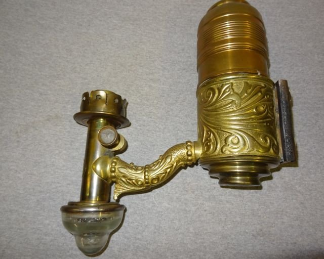 24: Early Old RR Lamp Part